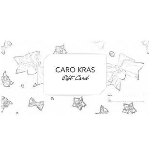 CK00030120U - CARO KRAS GIFT CARD